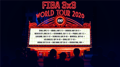 SCHELDE SPORTS, fournisseur officiel du FIBA 3x3 World Tour