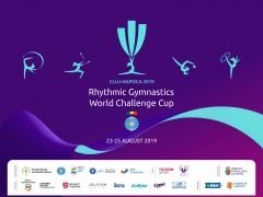GYMNOVA will equip the FIG Rhythmic Gymnastics World Cup in Romania